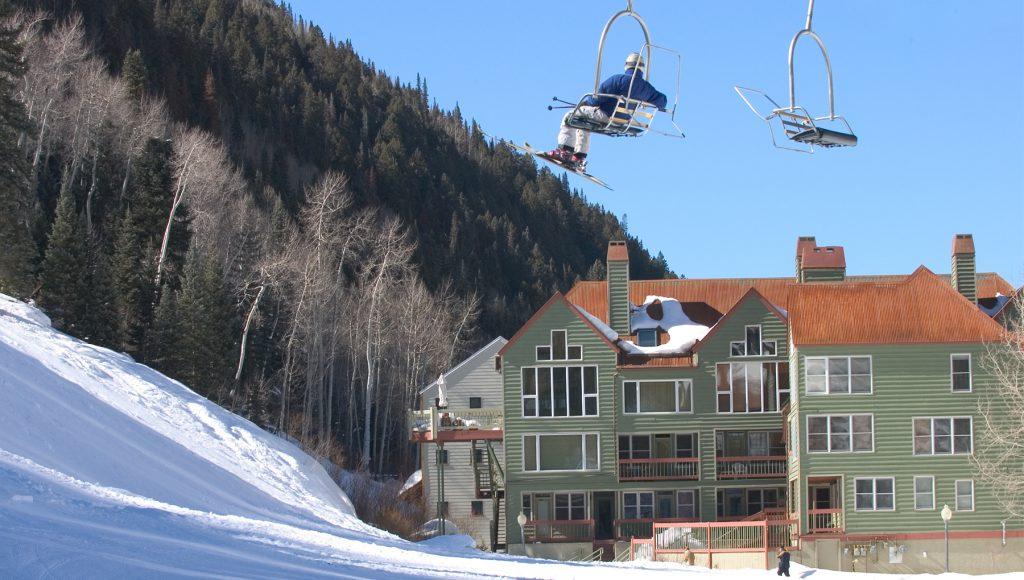 ski-in/ski-out lodging in Telluride